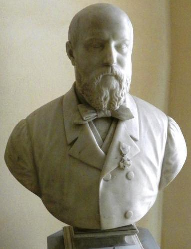 Busto di Savino Scocchera (1874)
