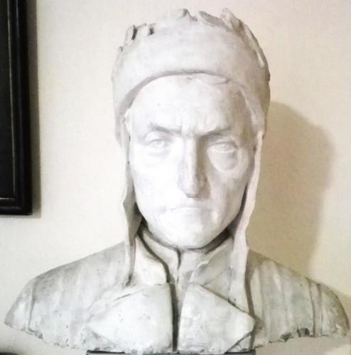 Busto di Dante