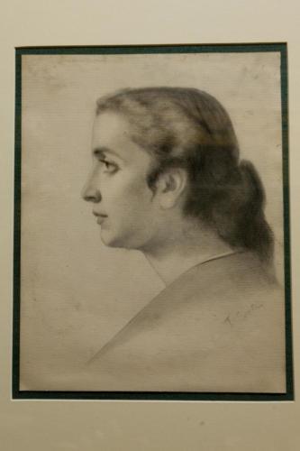 Ritratto di donna (Fine XIX sec)