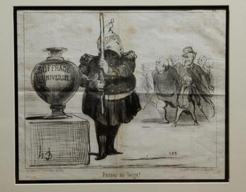 Passez au large! (1858)