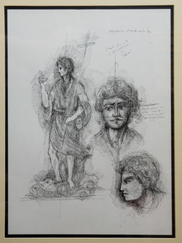"""Studio per """"San Nicolino"""" (1993)"""