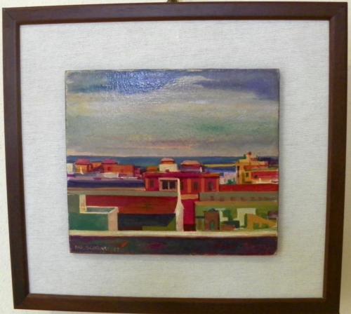 Veduta dai tetti (1957)